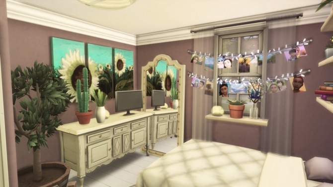 Cozy Bedroom at GravySims image 1651 670x377 Sims 4 Updates