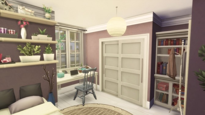 Cozy Bedroom at GravySims image 1661 670x377 Sims 4 Updates