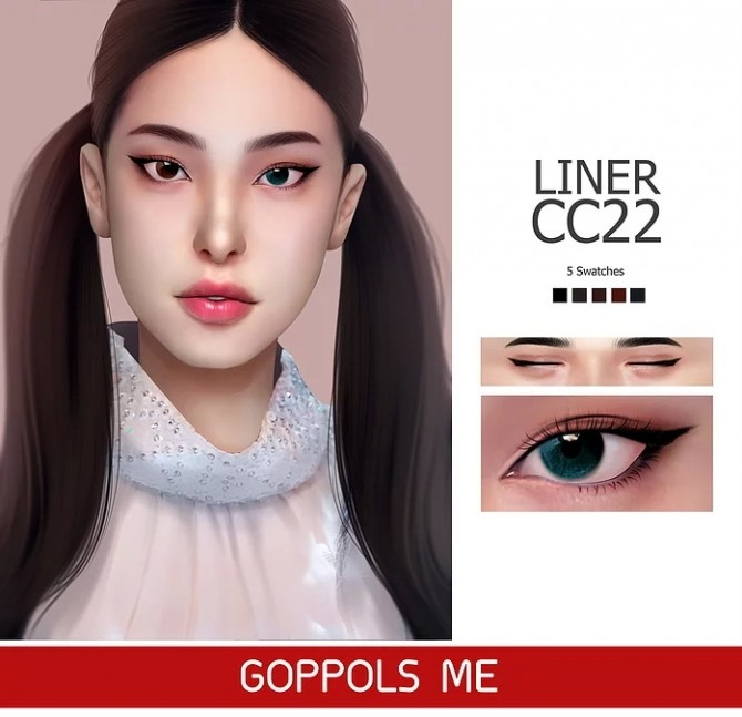 GPME Liner cc22 at GOPPOLS Me image 1872 670x647 Sims 4 Updates