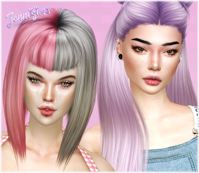 Freckles Perfectly Imperfect in 18 variants at Jenni Sims image 1933 Sims 4 Updates