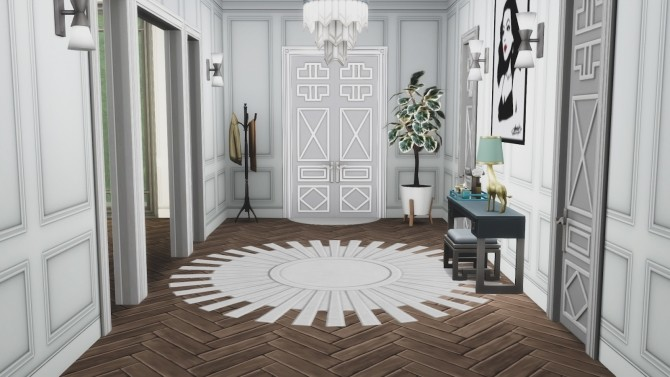 Vintage Glamour Build Addon Part II at Simsational Designs image 2043 670x377 Sims 4 Updates