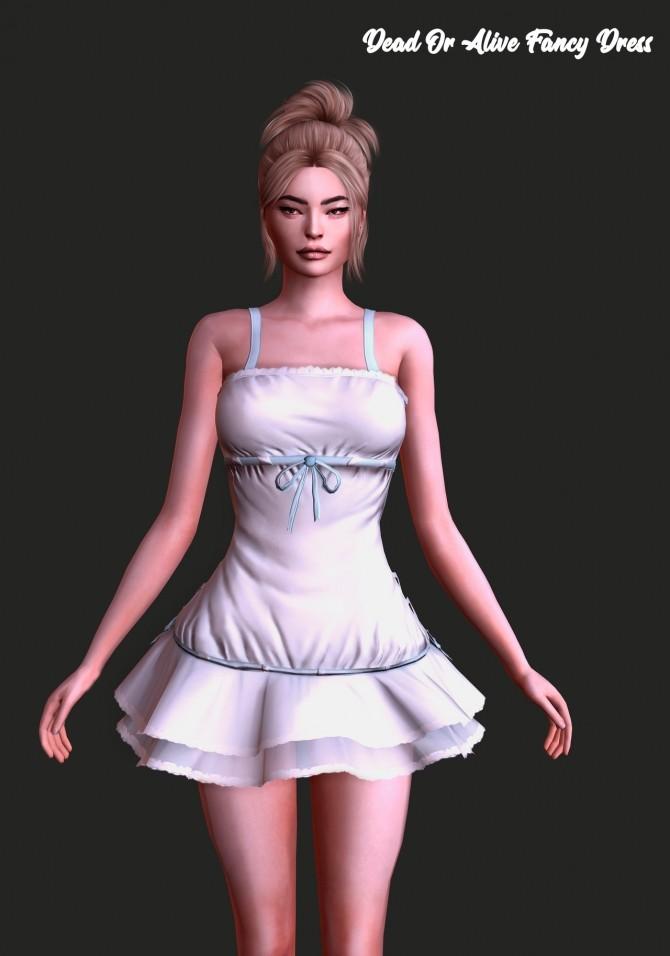 Sims 4 DoA5 Fancy Dress at Astya96
