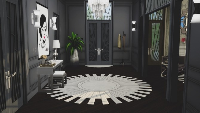 Vintage Glamour Build Addon Part II at Simsational Designs image 2082 670x377 Sims 4 Updates