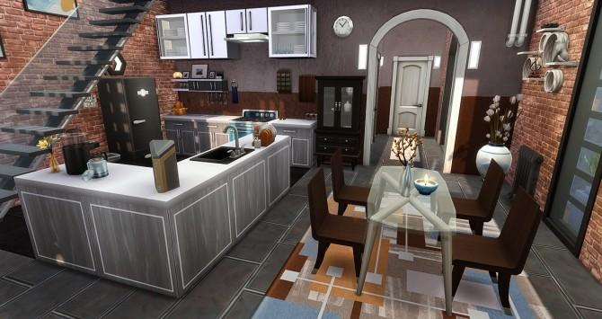 Sims 4 Reorganized Warehouse at Simsontherope