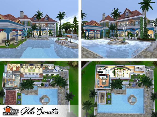 Villa Sumatra by autaki at TSR image 2426 Sims 4 Updates