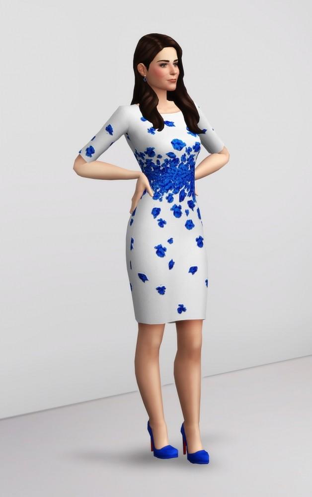 Blue Lasa Poppy Dress at Rusty Nail image 253 628x1000 Sims 4 Updates