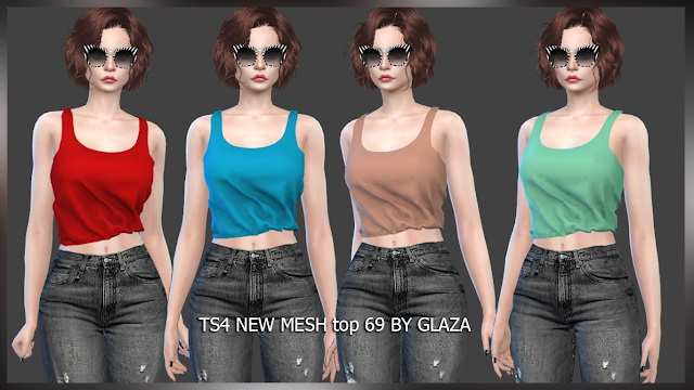 Top 69 at All by Glaza image 263 Sims 4 Updates