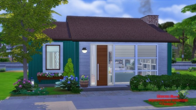 Stex house at Sims by Mulena image 276 670x376 Sims 4 Updates