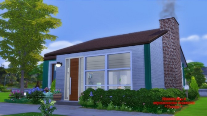 Stex house at Sims by Mulena image 277 670x376 Sims 4 Updates