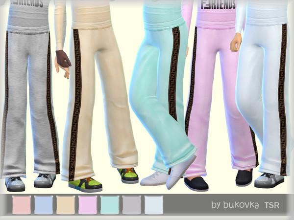 Pants Fe by bukovka at TSR image 3113 Sims 4 Updates