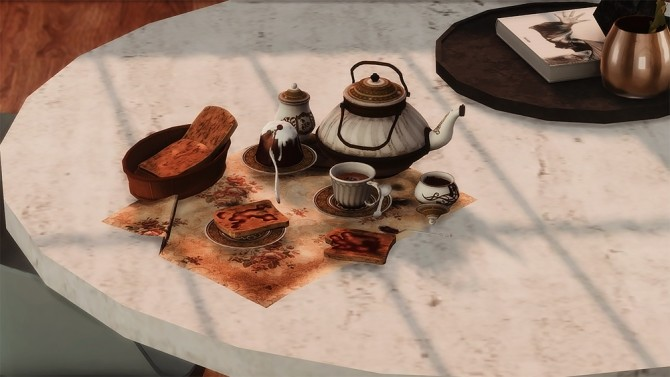 Another Tea Service Set at Josie Simblr image 3171 670x377 Sims 4 Updates