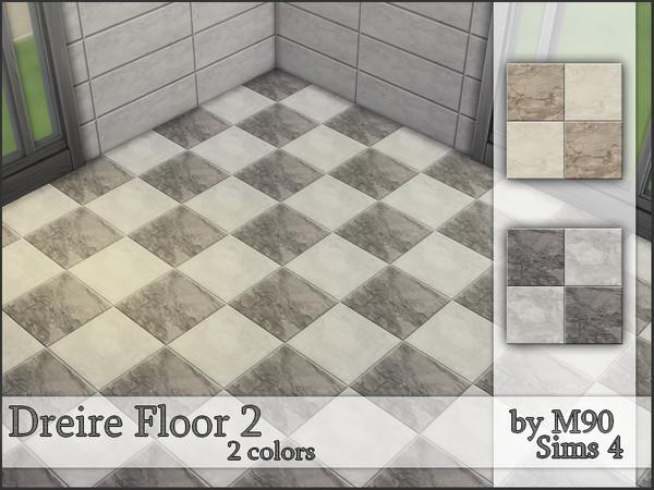 Sims 4 M90 Dreire Floor 2 by Mircia90 at TSR