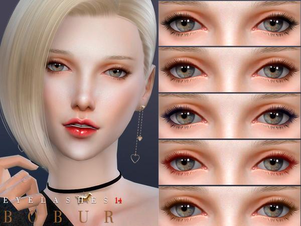 Eyelashes Sims 4 » Downloads Updates SUMVpz