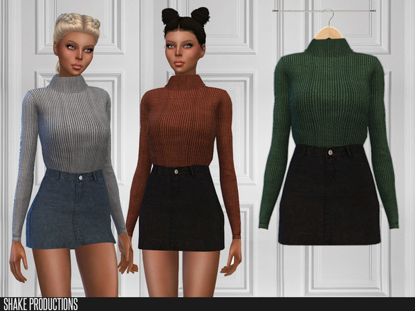 Sims 4 260 Outfit by ShakeProductions at TSR