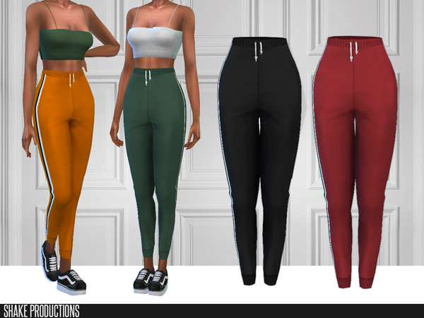Sims 4 268 Pants by ShakeProductions at TSR
