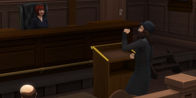 Law Career Lite By Ant103010 At Mod The Sims 187 Sims 4