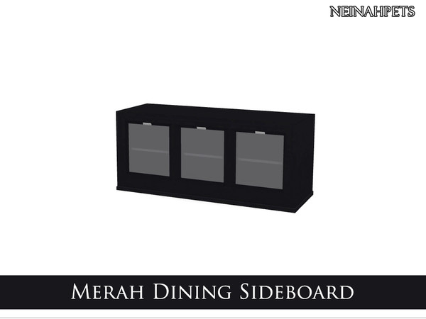 Sims 4 Merah Dining Room Collection by neinahpets at TSR