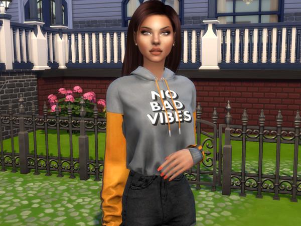 Sims 4 Carmen Cason by divaka45 at TSR
