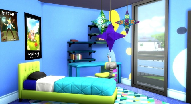Sims 4 Containers Home by valbreizh at Mod The Sims