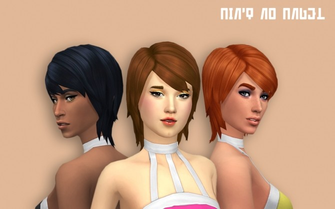 Ain't No Angel hair recolor at Alexpilgrim image 529 670x419 Sims 4 Updates