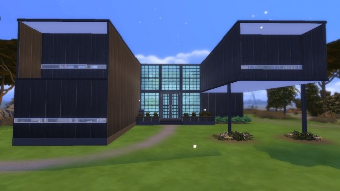 Container house no CC by Augustas at Mod The Sims image 5314 670x377 Sims 4 Updates
