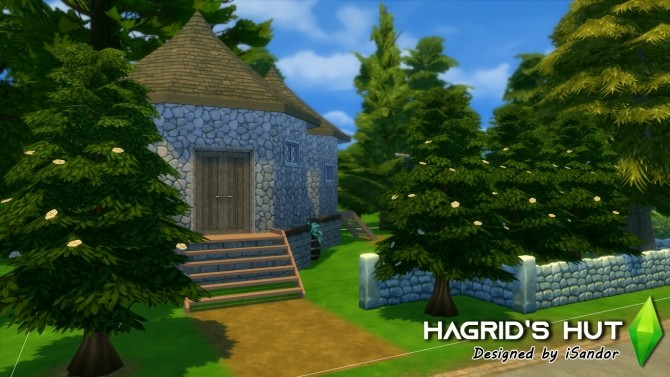 Hagrids hut Harry Potter builds by iSandor at Mod The Sims image 5418 670x377 Sims 4 Updates