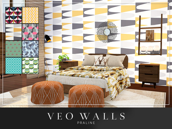 VEO Walls by Pralinesims at TSR image 5419 Sims 4 Updates