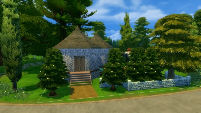 Hagrids hut Harry Potter builds by iSandor at Mod The Sims image 5520 670x377 Sims 4 Updates