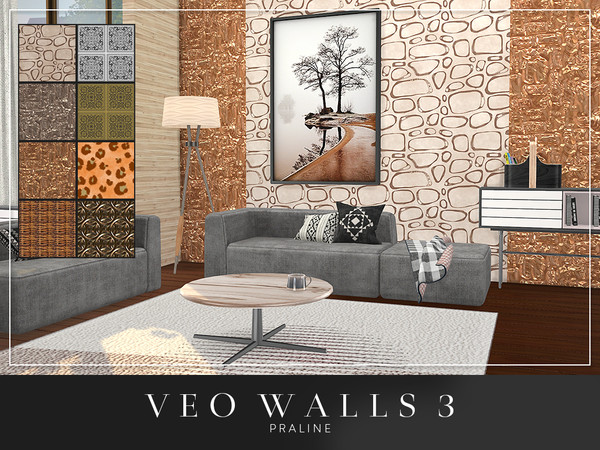 VEO Walls by Pralinesims at TSR image 5620 Sims 4 Updates