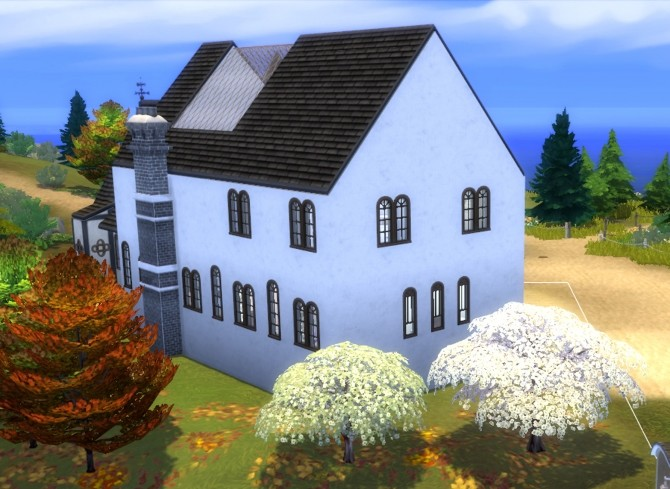 White Chapelle by valbreizh at Mod The Sims image 583 670x489 Sims 4 Updates