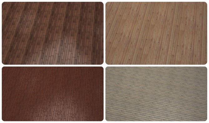 Sims 4 The ULTIMATE Wood Collection by simsi45 at Mod The Sims