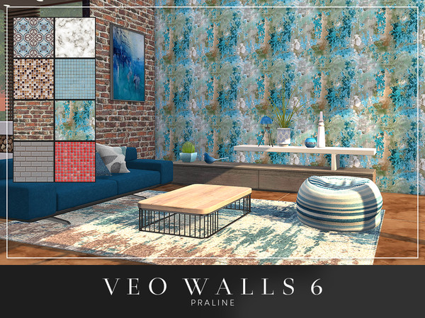 VEO Walls by Pralinesims at TSR image 5916 Sims 4 Updates
