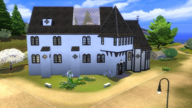 White Chapelle by valbreizh at Mod The Sims image 593 670x377 Sims 4 Updates