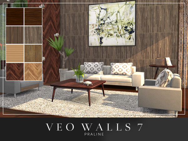 VEO Walls by Pralinesims at TSR image 6019 Sims 4 Updates