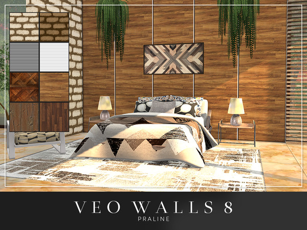 VEO Walls by Pralinesims at TSR image 6124 Sims 4 Updates