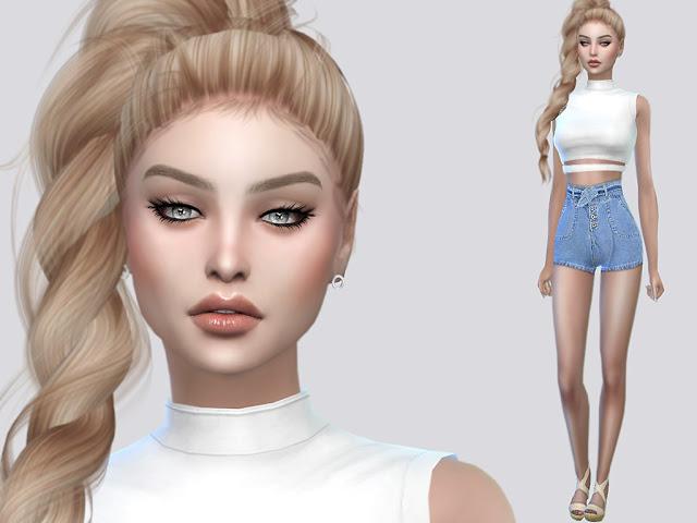 Sims 4 Averie Blair at MSQ Sims
