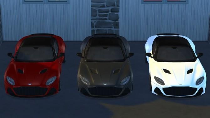 2019 Aston Martin DBS Supperleggera at Tyler Winston Cars image 693 670x377 Sims 4 Updates