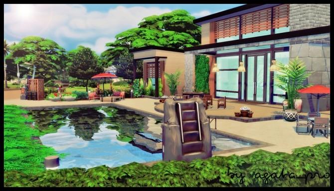 Willowcreek Mansion at Agathea k image 7111 670x384 Sims 4 Updates