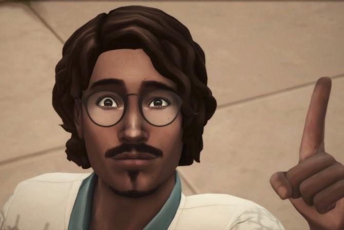 Sims 4 James Rubin at Miss Ruby Bird