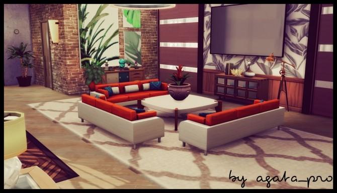 Willowcreek Mansion at Agathea k image 728 670x384 Sims 4 Updates