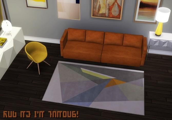 Rug Me I'm Famous at Alexpilgrim image 754 670x469 Sims 4 Updates