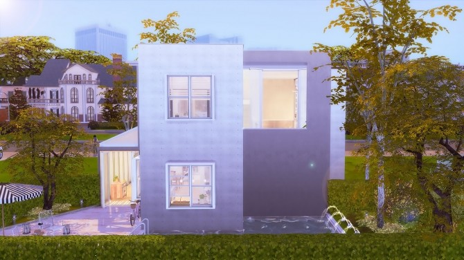 Minimalist Home at Ruby's Home Design image 7620 670x376 Sims 4 Updates