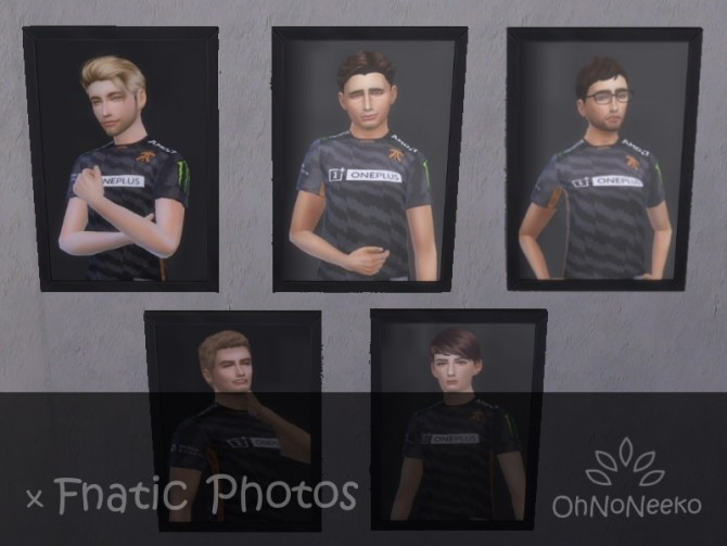 FNATIC Furniture First items at OhNoNeeko image 767 670x503 Sims 4 Updates