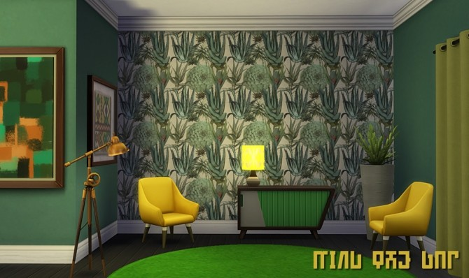 Mind The Gap Wallpapers at Alexpilgrim image 774 670x398 Sims 4 Updates