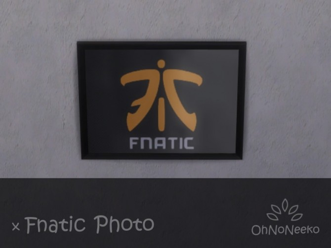 FNATIC Furniture First items at OhNoNeeko image 787 670x503 Sims 4 Updates