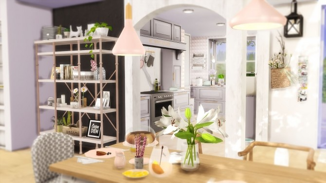Minimalist Home at Ruby's Home Design image 8019 670x376 Sims 4 Updates