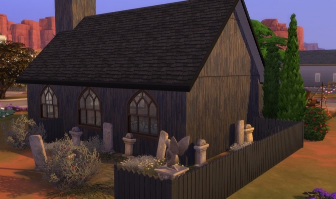 Church Of Our Mother Almighty at Alexpilgrim image 804 670x398 Sims 4 Updates
