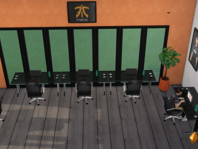 FNATIC Furniture First items at OhNoNeeko image 8111 670x503 Sims 4 Updates