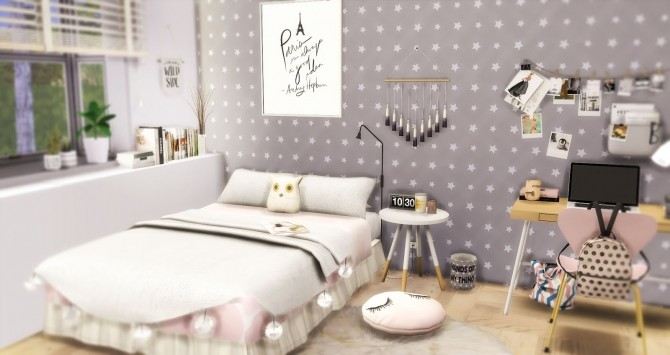 Minimalist Home at Ruby's Home Design image 8124 670x355 Sims 4 Updates