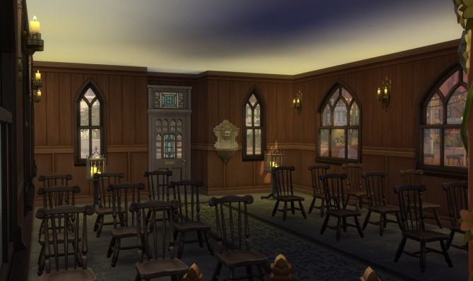 Church Of Our Mother Almighty at Alexpilgrim image 824 670x398 Sims 4 Updates